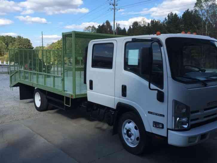 Isuzu 2015 Utility Service Trucks