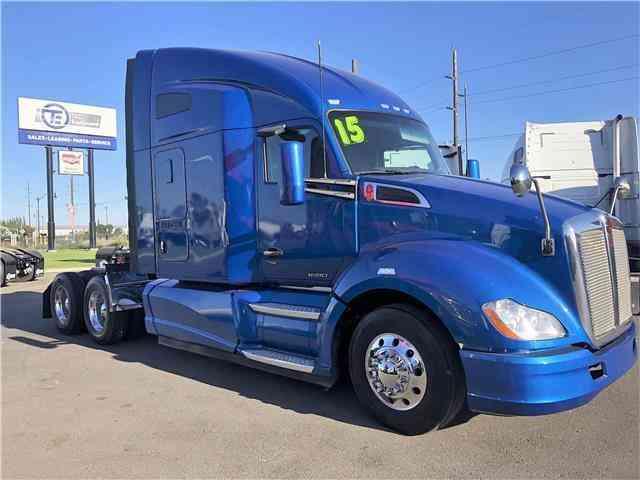 Kenworth T600 (2003) : Sleeper Semi Trucks