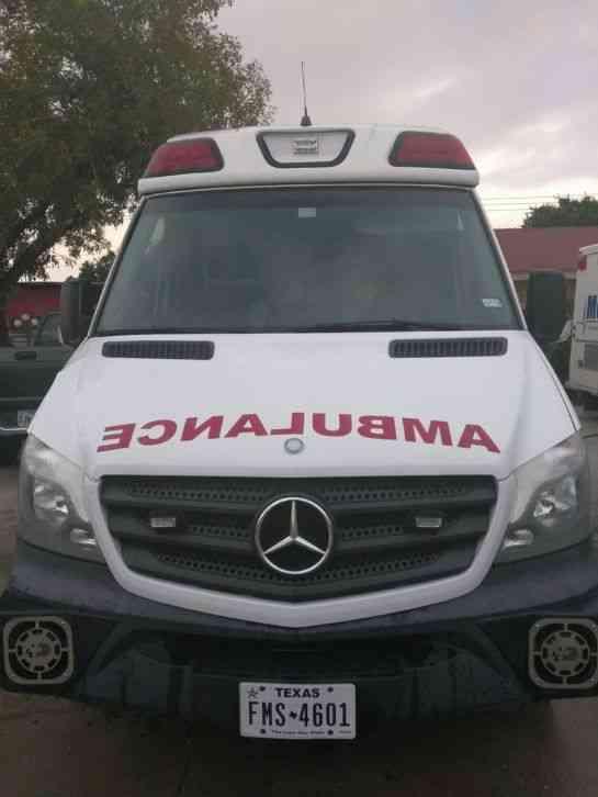 Mercedes benz sprinter 2015 emergency fire trucks for Mercedes benz sprinter 2015 price