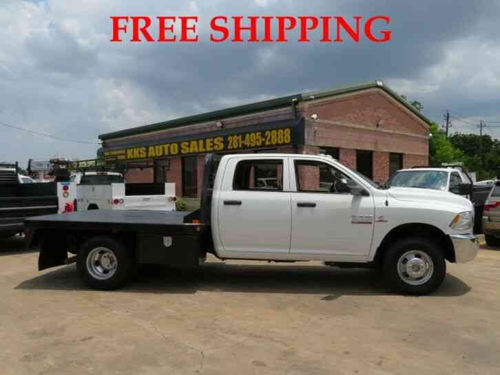 RAM 3500 HEAVY DUTY 4WD 6. 7L TURBO DIESEL (2015)