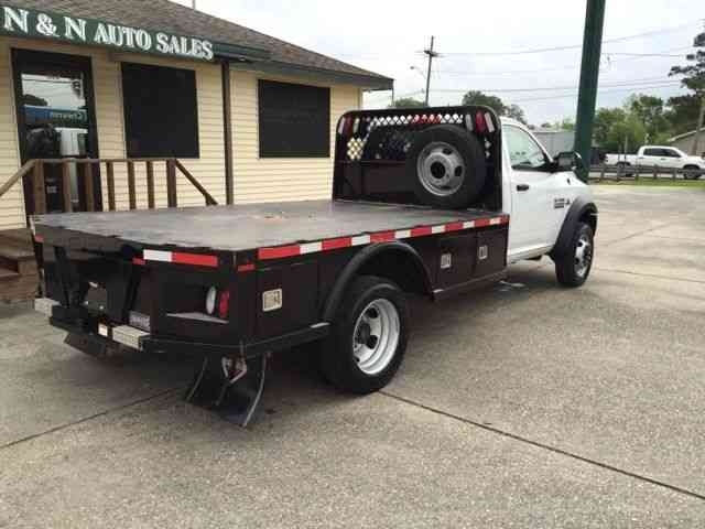 Ram 5500 For Sale >> Dodge Ram 5500 Flatbed (2015) : Flatbeds & Rollbacks