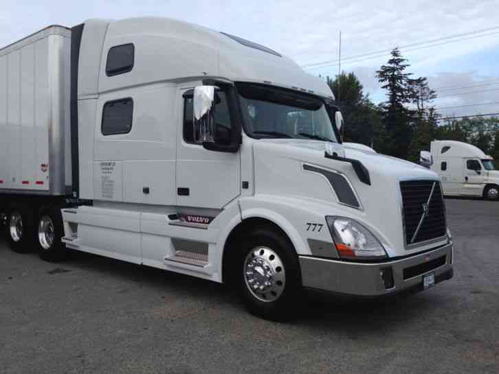 volvo vnl  sale  sleeper semi trucks