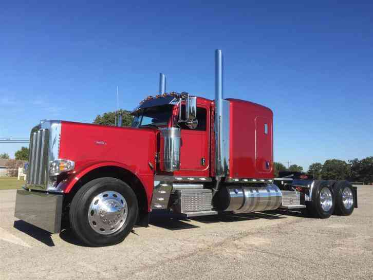 Peterbilt 389 2016 Sleeper Semi Trucks