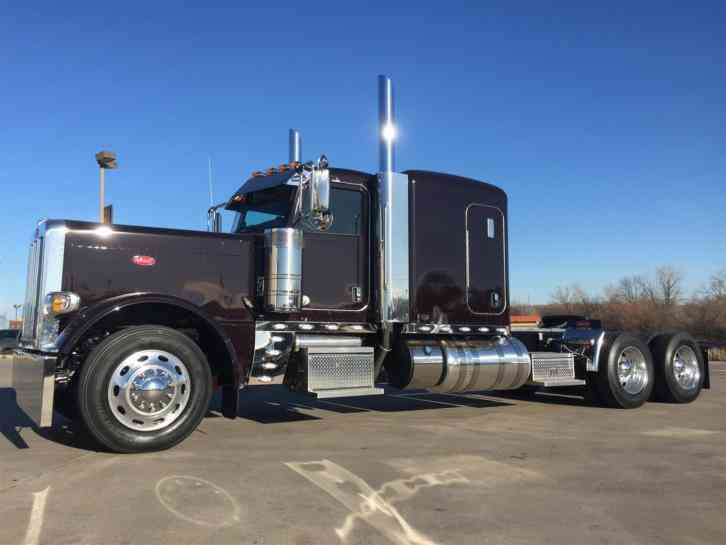 Led Lights For Semi Trucks >> Peterbilt 389 (2016) : Sleeper Semi Trucks