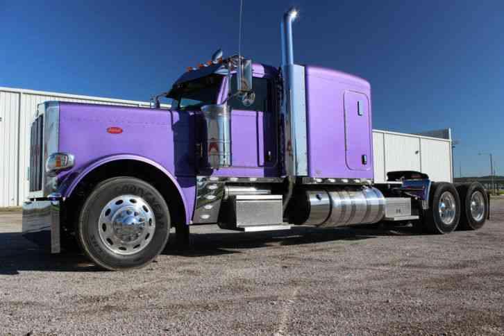 Peterbilt 389 2016 Sleeper Semi Trucks