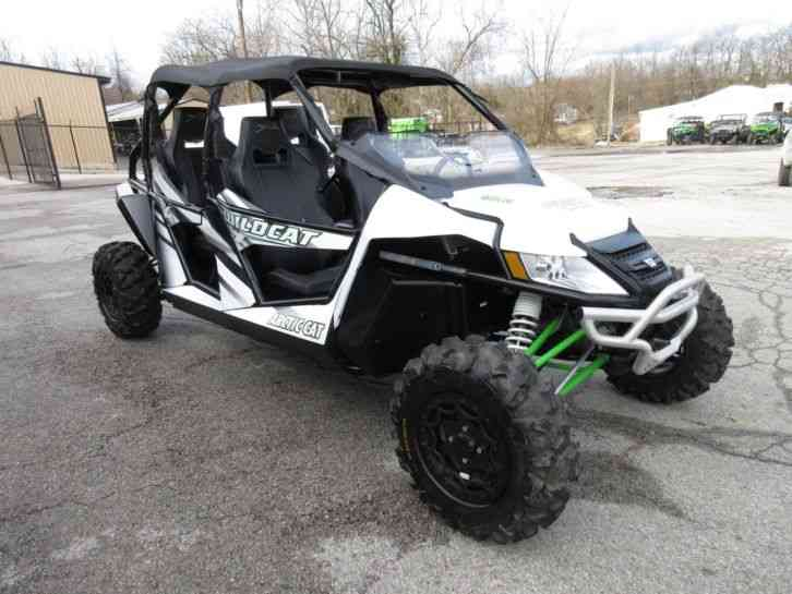 Arctic Cat Wildcat 4X -- (2016)