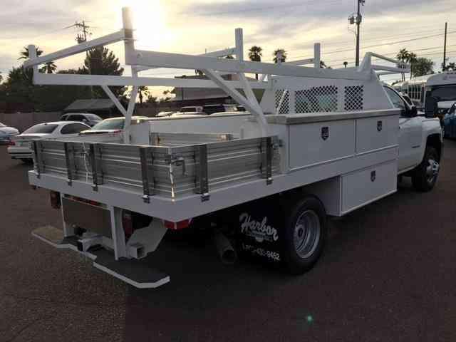 Chevrolet Silverado 3500HD Work Truck (2016) : Utility ...