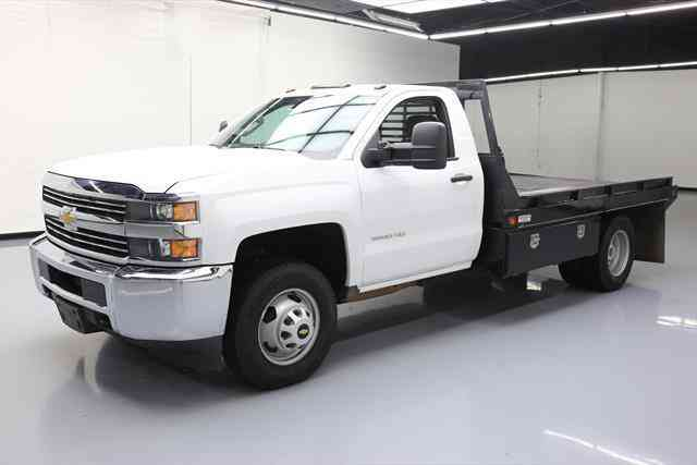 chevrolet silverado 3500 2016 commercial pickups. Black Bedroom Furniture Sets. Home Design Ideas