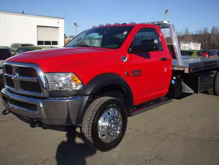 Dodge 5500  2016    Flatbeds  U0026 Rollbacks