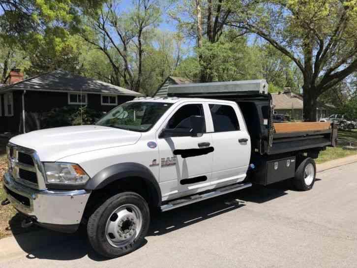 Dodge Trucks 2016 >> Dodge Ram 5500 Hd 2016 Medium Trucks