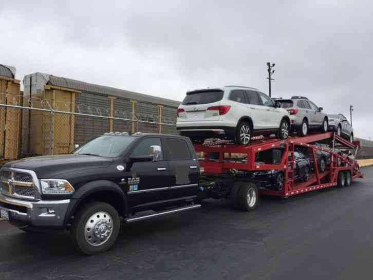 Dodge Ram 5500 >> Dodge Ram 5500 2016 Commercial Pickups