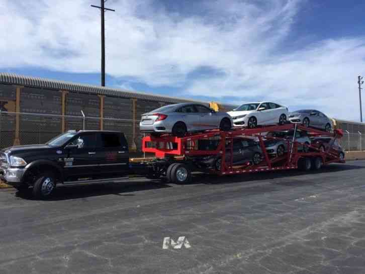 Dodge RAM 5500 (2016) : Commercial Pickups
