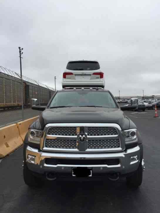 Dodge Ram 5500 2016 Commercial Pickups