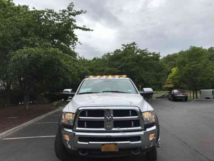 Used Work Trucks >> Dodge Ram 5500 4x4 (2016) : Flatbeds & Rollbacks