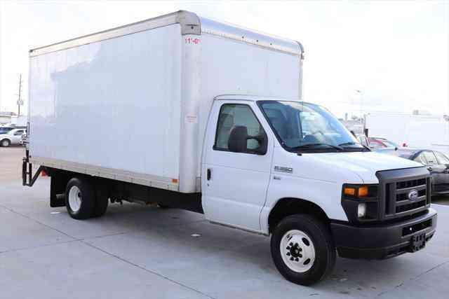 ford e series van 2016 van box trucks. Black Bedroom Furniture Sets. Home Design Ideas