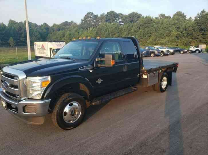 Ford F-350 Extended Cab 4x4 (2016)