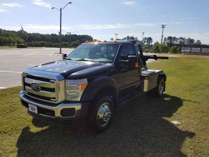 Ford F-450 (2016)