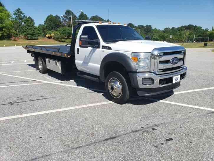 Ford F-550 Super Duty (2016)