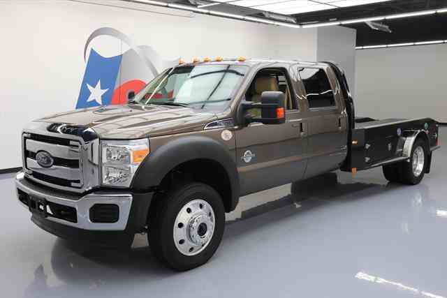 Ford F 550 2016 Commercial Pickups