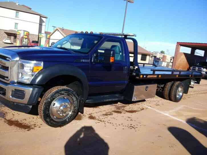 Ford F 550 (2016)