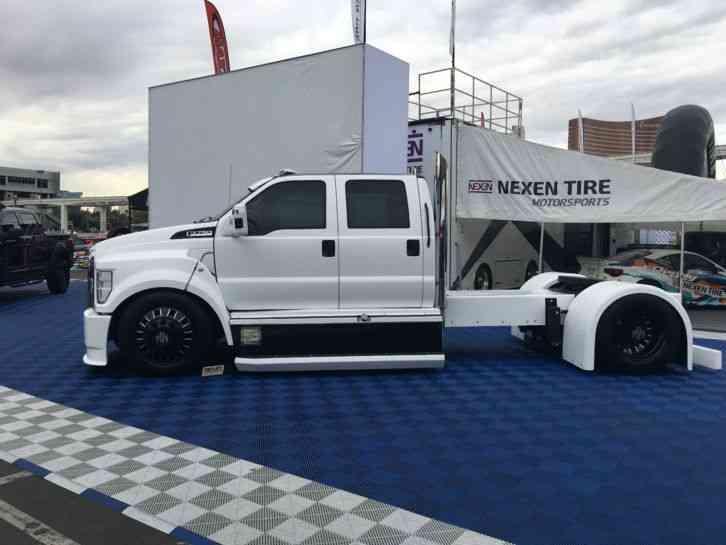 Ford F 750 2016 Medium Trucks