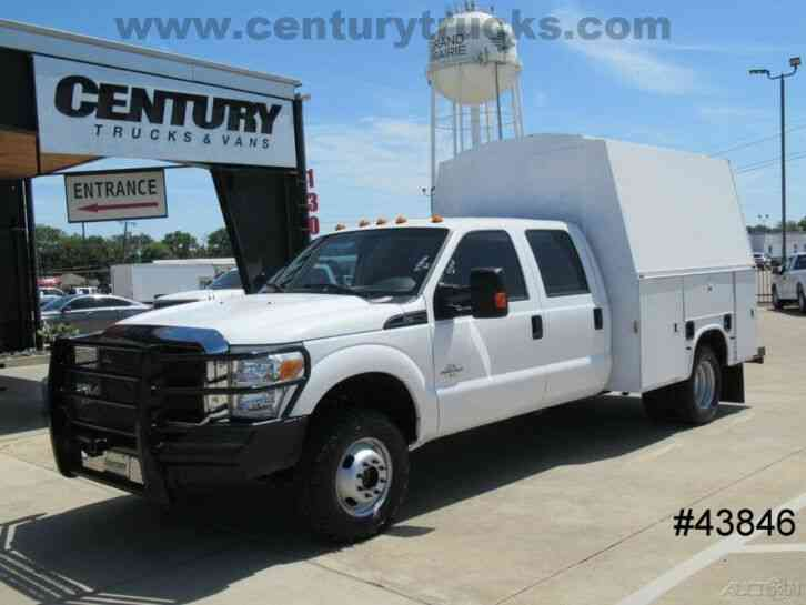 FORD F350 4X4 DRW (2016)