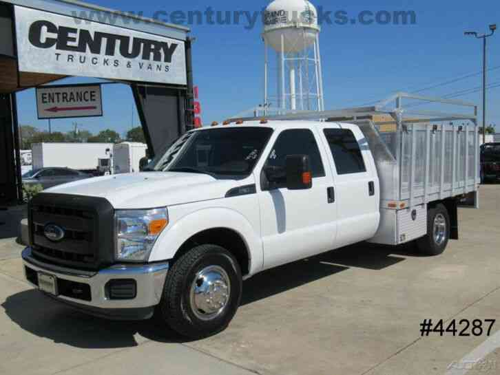 FORD F350 DRW (2016)