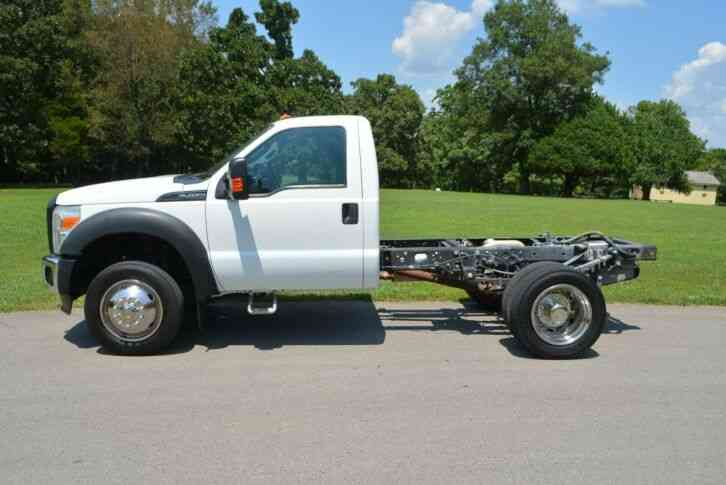 Ford F450 (2016)