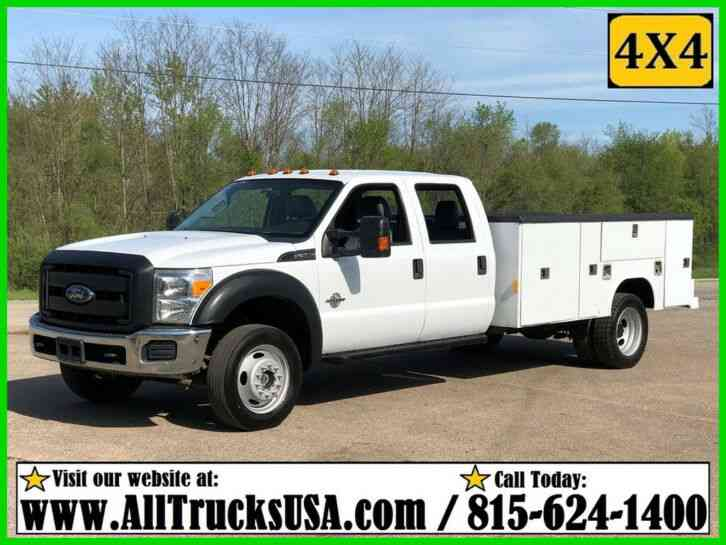 Ford F550 4X4 (2016)