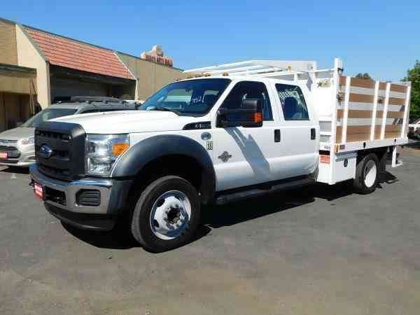 FORD F550 DSL (2016)