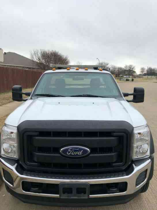 Ford FORD F550 (2016)