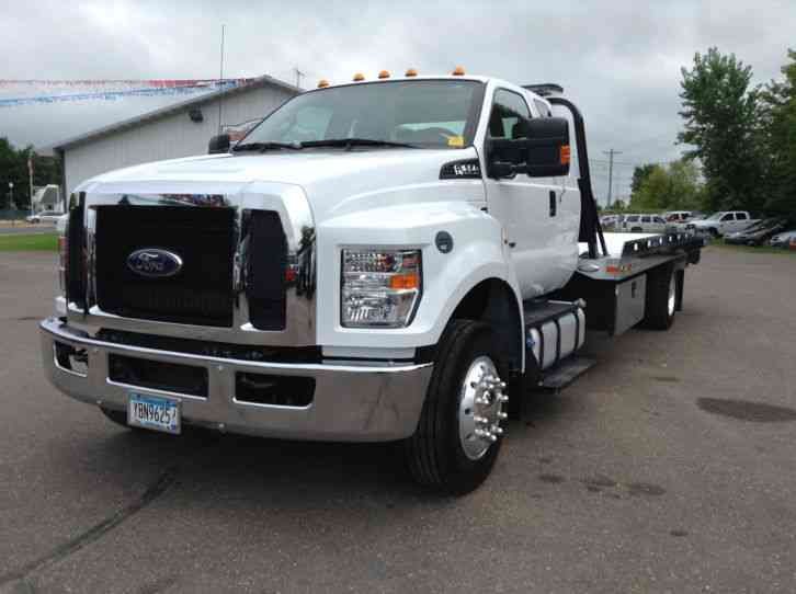 Ford F650 (2016)