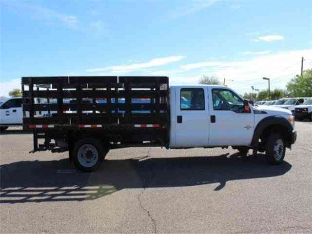 Ford Super Duty F-550 DRW XL (2016)