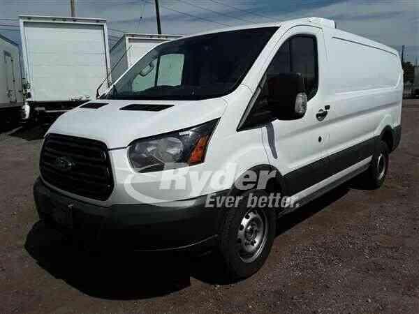 2016 Ford Transit 250 >> Ford Transit 250 2016 Van Box Trucks