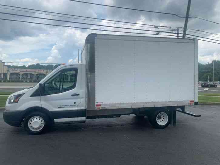 Ford T350 12' BOX WITH A POWER STROKE DIESEL 68K MILES (2016)