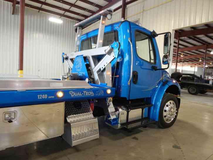 Freightliner M2 (2016) : Flatbeds & Rollbacks