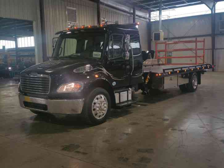 Freightliner M2 EXTENDED CAB (2016)