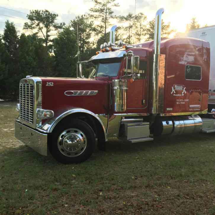 Peterbilt 389 (2016) : Sleeper Semi Trucks