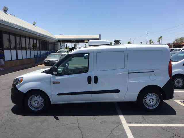 Dodge Cargo Vans For Sale >> Dodge ProMaster City Cargo Van Tradesman (2016) : Van / Box Trucks