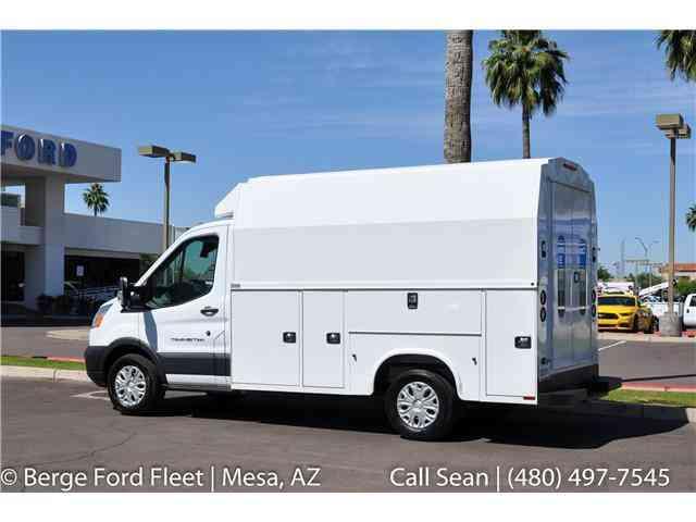 Step Vans For Sale >> Ford Transit Cutaway (2016) : Utility / Service Trucks