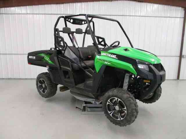 Arctic Cat HDX 500 XT (2017)