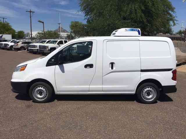 Chevrolet City Express Cargo Van Ls 2017