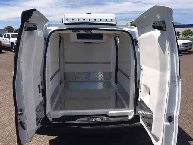 f78318b40a23ab Chevrolet City Express Cargo Van LS (2017)   Van   Box Trucks
