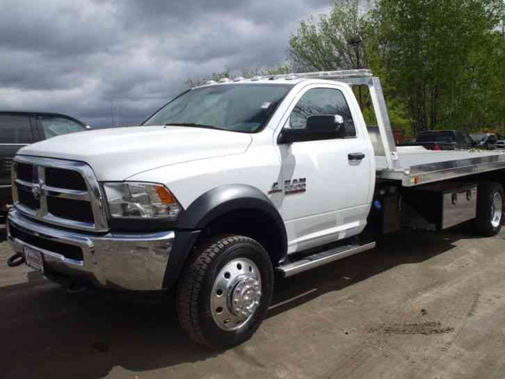 5500 Dump Truck >> Dodge RAM 5500 (2017) : Flatbeds & Rollbacks
