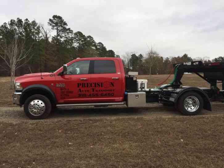 Dodge Ram 5500 2017 Flatbeds Amp Rollbacks