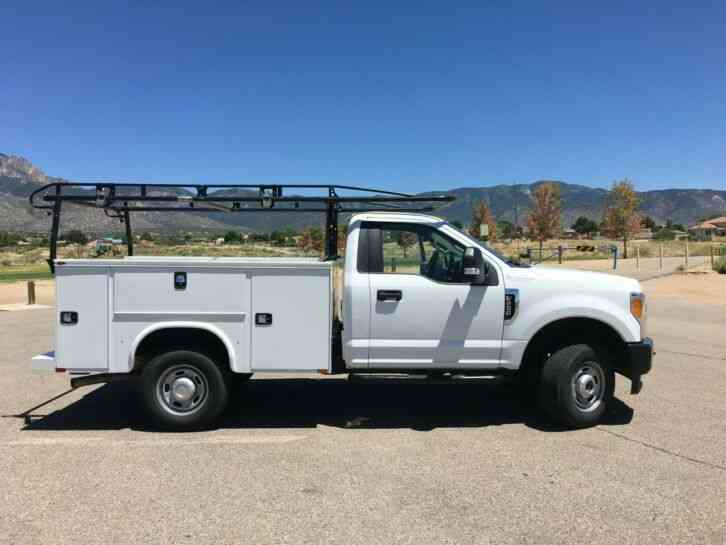 Ford F250 (2017)