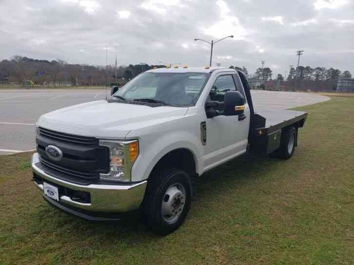 Ford F-350 (2017)