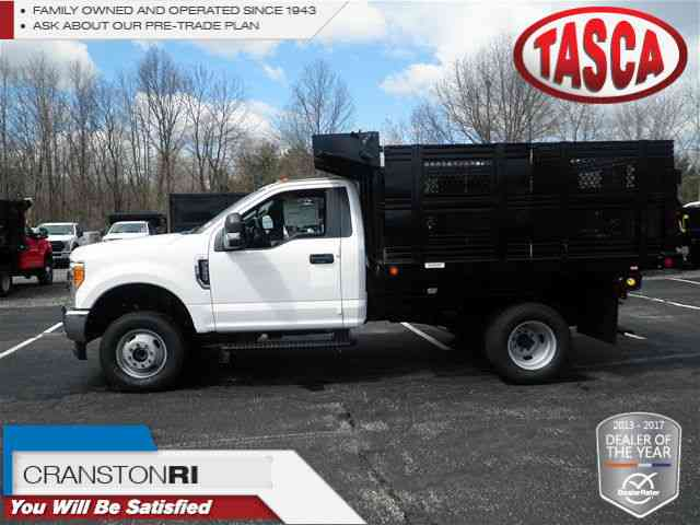 Ford F-350 -- (2017)