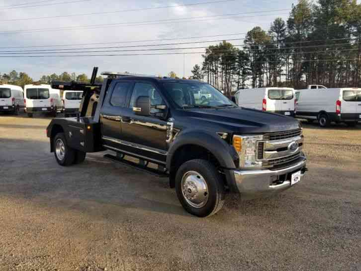 Ford F-450 Extended Cab (2017)