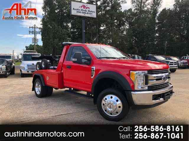 Ford F-450 (2017)